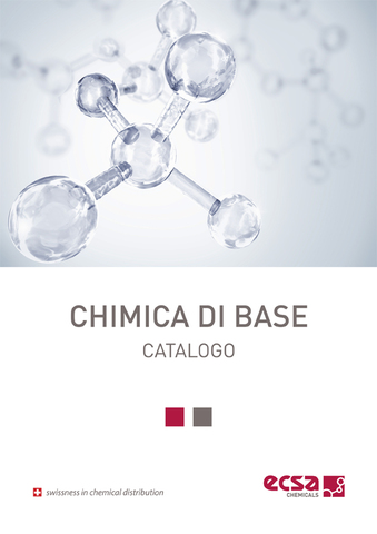 Chimica di base catalogo ECSA Chemicals