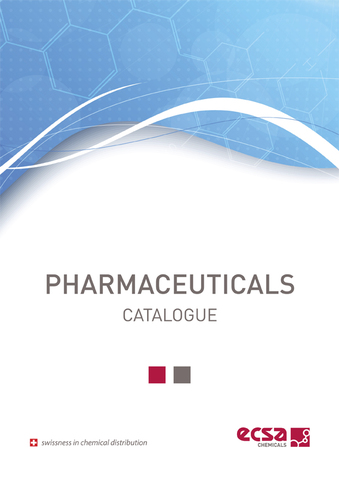 Farmaceutica catalogo ECSA Chemicals