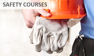 Safety courses ECSA Maintenance