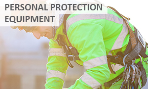 Personal protection equipment ECSA Maintenance