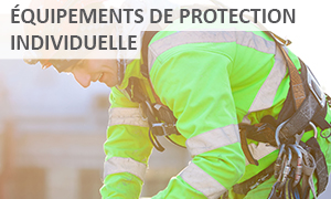 équipments de protection individuelle ECSA Maintenance